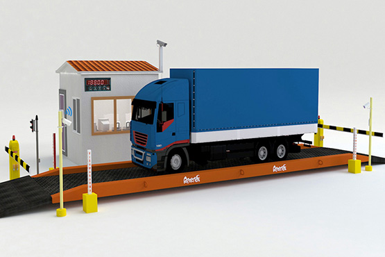 unmanned weighbridge system software